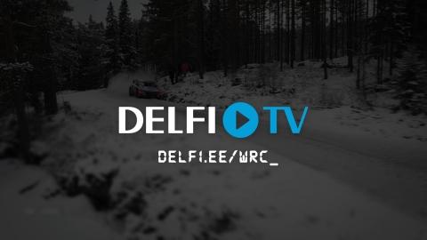 Delfi TV – WRC