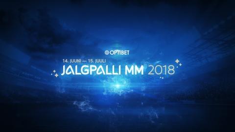 Delfi – Jalgpalli MM 2018