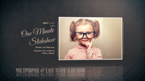 One Minute Slideshow