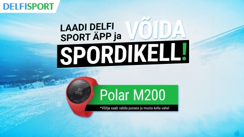 Delfi Sport Äpp