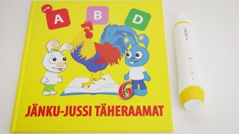 Jänku Juss – Jutupliiats