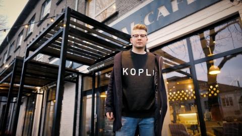 Reval Café – Ole Nagu Kristjan