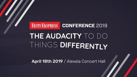 Eesti Ekspress – Conference 2019