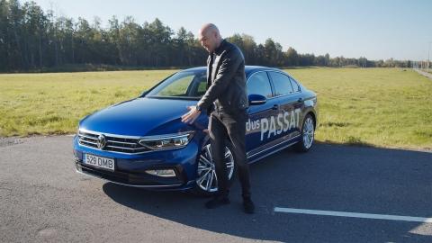 Autosait.ee – Volkswagen Passat 2019